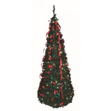 One Minute Tree 180 cm – Rood